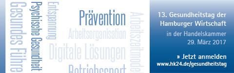13. Gesundheitstag der Hamburger Wirtschaft