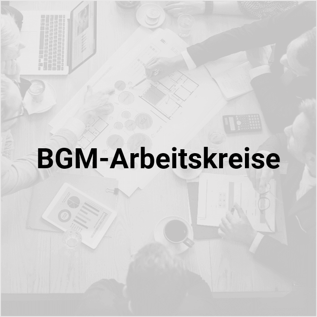 BGM-Arbeitskreise